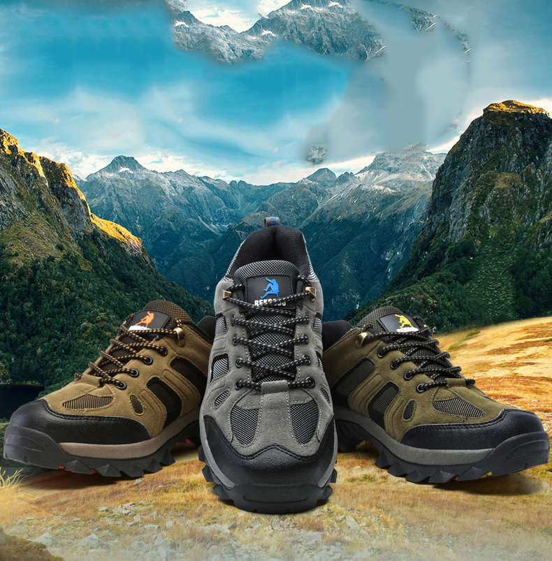 HTB1NgSDaROD3KVjSZFFq6An9pXaH VESONAL 2019 New Autumn Winter Sneakers Men Shoes Casual Outdoor Hiking Comfortable Mesh Breathable Male Footwear Non-slip