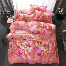 61 bedding set comforter bedding set duvet cover bed sheet pillow Quilt cover Single/Double/Queen Size цены