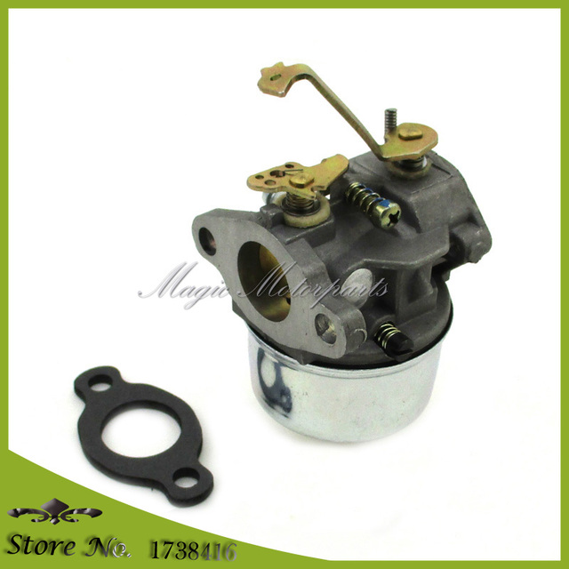 Carburetor For Teseh 5hp 6hp H30 H50 H60 Troy Bilt Tiller 631067