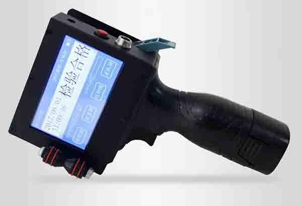 Wuhan BCXlaser nouveauté imprimante à jet d'encre portable pratique pour carton carton pierre tuyau câble métal plastique code impression
