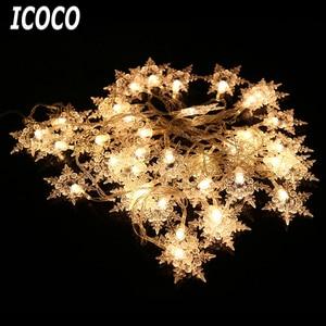 ICOCO 40 LED 5M 220C EU Plug S
