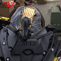 For Yamaha XMAX X MAX 250 300 400 2017 2018 Motorcycle Accessories Stand Holder Smartphone Mobile Phone GPS Plate Bracket