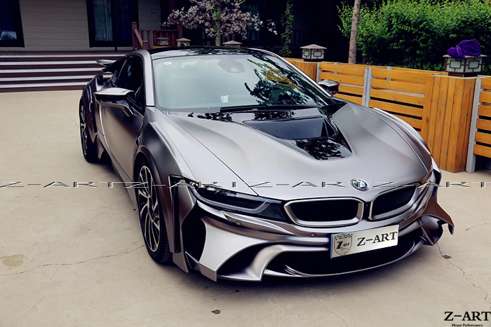 Zh Performance Wide Body Kit For Bmw I8 2014 2017 Tuning Kit For Bmw