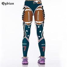 Qybian fashion Women comfortable Leggings Bodybuilding Fitness Clothing Fashion Elastic womens Jegging Leggings