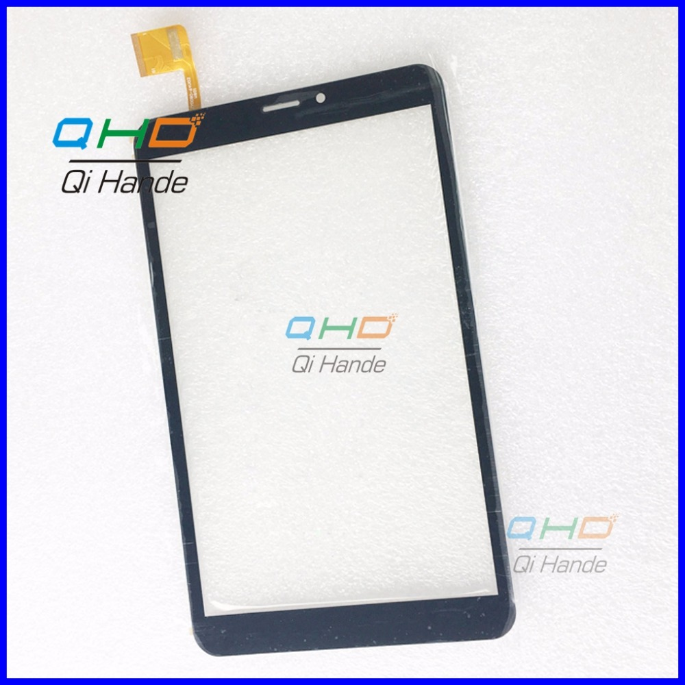 Black New Touch Screen For 8 Inch Prestigio MultiPad wize 3508 4G touch Panel Digitizer Panel MultiPad_WIZE_3508_4G Sensor цена
