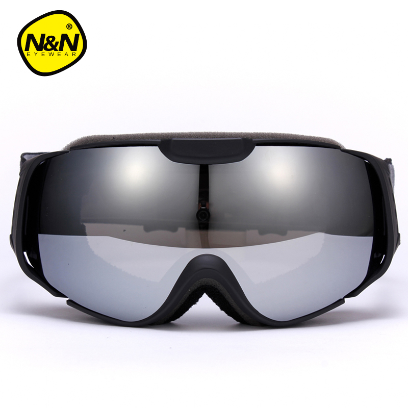 ski goggles mens vvow  Online Shop NANDN Double Lens Uv400 Anti-fog Big Ski Glasses Skiing New  Brand Professional Ski Goggles Snowboarding Men Women Snow Goggles   Aliexpress