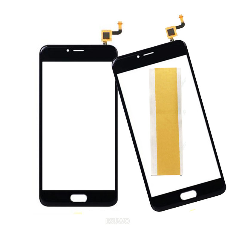 5.2 inch Mobile Phone Touch Panel For Meilan M5 Mini Sensor Touch Screen Digitizer Replacement