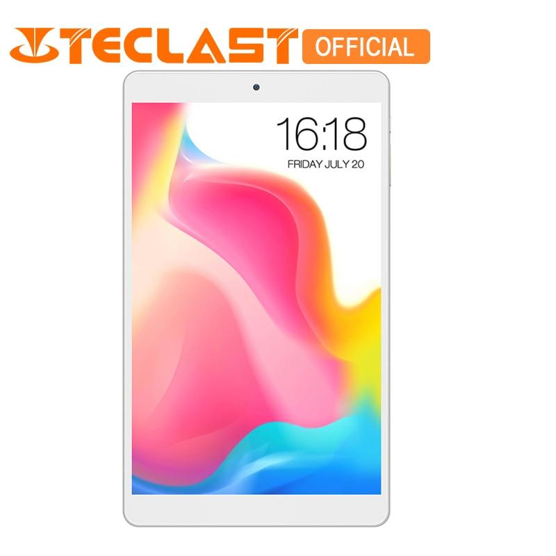 Teclast P80 Pro Модернизированный Android 7,0 MTK8163 4 ядра 1,3 ГГц 3 ГБ Оперативная память 16 ГБ Встроенная память Tablet PC Двойной Wi-Fi/камеры 1920*1200 GPS HDMI