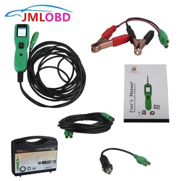 YD208 système électrique outil de Diagnostic YD208 testeur de Circuit systèmes électriques Diagnostic remplacer Autel PS100 Vgate PT150