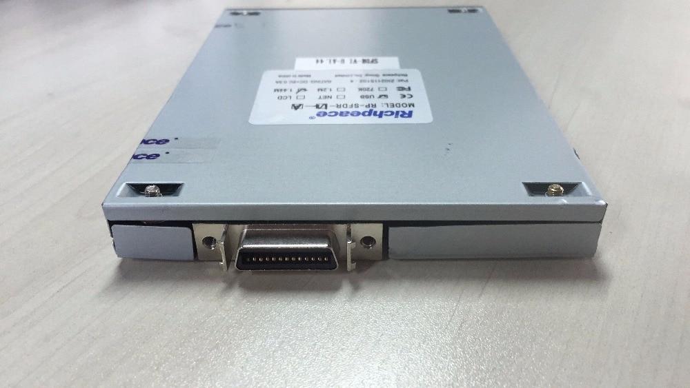 Richpeace USB simulating floppy drive SFDR-VIU-A1.44 for Berudan and Tajima embroidery machine and Toyota machine