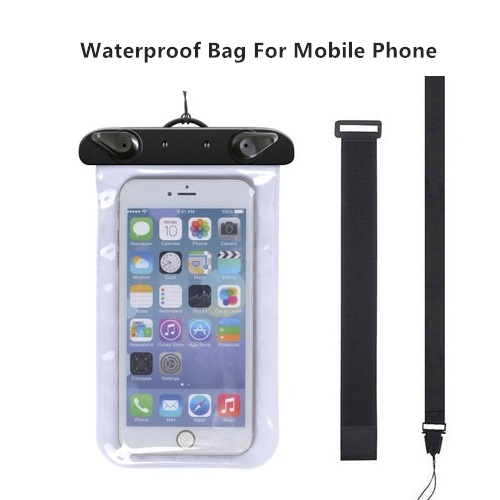 sports shoes fa35f c2c07 US $1.12 65% OFF Waterproof Bag Cell Phones Pouch For Moto Z/Z Force/Z  Play/Z2 Play/M Dry Case Cover Touch Screen Water Sports Swimming Bag-in  Phone ...