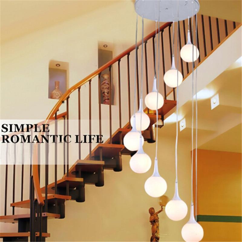 Online Get Cheap Glass Spiral Stairs Aliexpress Com