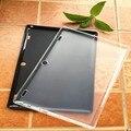 Ultra Delgado de Silicona Suave Impermeable Tablet Proteja TPU de Goma de Silicona cubierta de la caja para lenovo tab 2x30x30 m x30f tb2-x30f A10-30