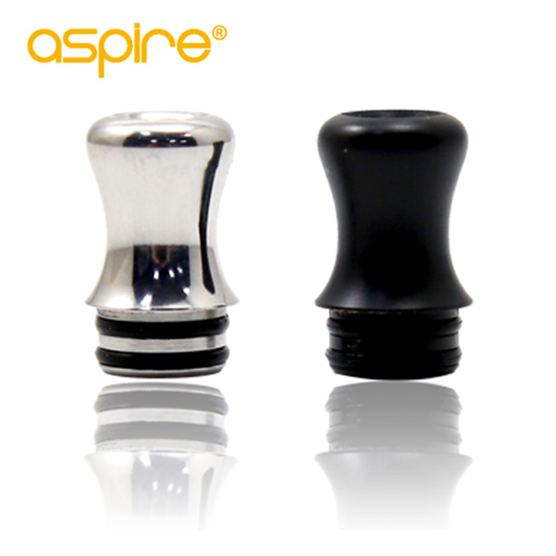 Electronic Cigarette Accessory Aspire Nautilus 2 Drip Tip 510 Drip Tip Metal Plastic for Nautilus 2 Tank Atomizer 4pcs/lot недорого