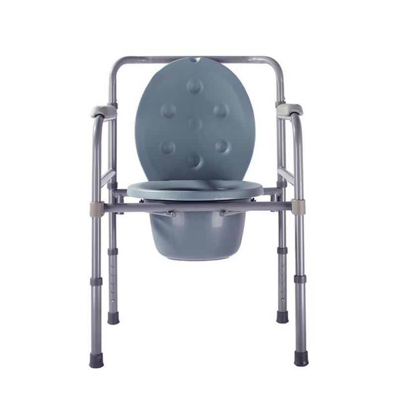 The old man sit chair pregnant women sit implement/disabled elderly folding sit lavatory chair/mobile toilet 2017 60 year old 70 grandmother jacket in the elderly mothers installed women s winter 80 elderly lady down jacket