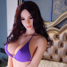 161CM Height Cute Girl Big Chest Silicone Sex Doll For Man Love Masturbation
