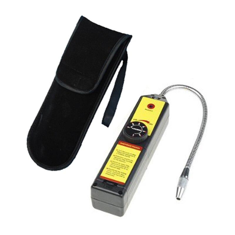Nützliche Kältemittel Halogen Freon Leck Detektor A/C R134 R410a R22 Air Gas HVAC Werkzeug Schwarz