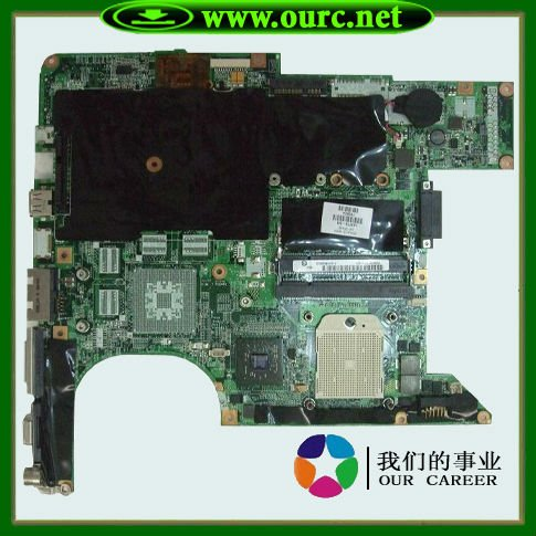 Top quality of DV6000 443776-001 for HP laptop motherboardTop quality of DV6000 443776-001 for HP laptop motherboard