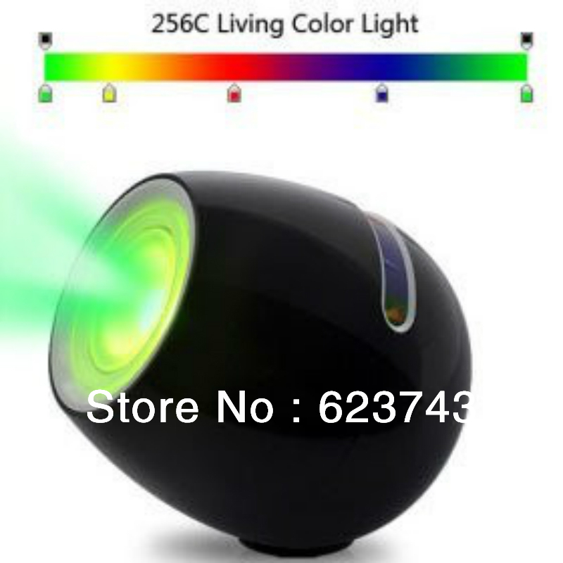 Hot Sale 256 Color Changing Night Light Desk Lamp Touchscreen