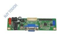 V.M70A VGA LCD Controller Board Kit for 15.6 inch WXGA 1366X768 N156B3-L01 CCFL LVDS