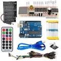 ООН R3 Starter Kit с Хлеб Пластины/Датчик/Свет для Arduino DIY Части КОМПЛЕКТ