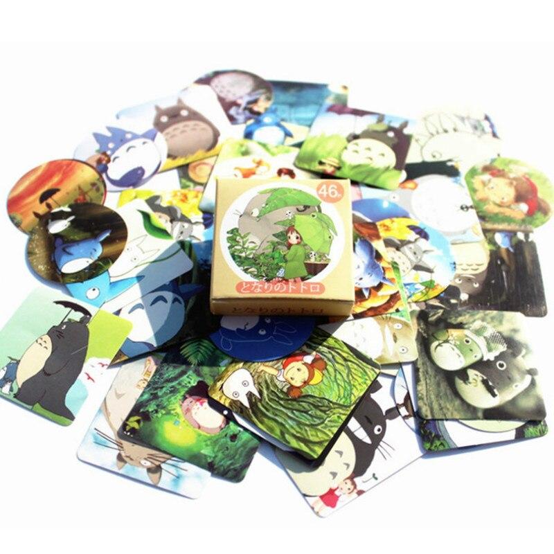 1 Stücke Miyazaki Hayao Totoro Memo Pad Tagebuch Aufkleber Pack Geschrieben Es Kawaii Planer Scrapbooking Schreibwaren Escolar Schule Liefert Mit Einem LangjäHrigen Ruf