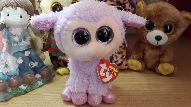 Ty Beanie Boos Collection Big Eyes Stuff Plush Doll Toy 6 Inches
