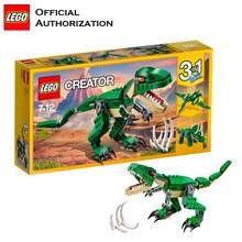Genuine Building Blocks Animal Toy lego Creator Series Compatible Building Creative Blocks Toy Free LEGO Building Model(China)