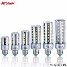 E14 E27 LED Diode Lamp 85-265V 5W 7W 9W 15W 20W 25W High Lumen No Flicker SMD 5736 Ampoule Led E27 Corn Bulb
