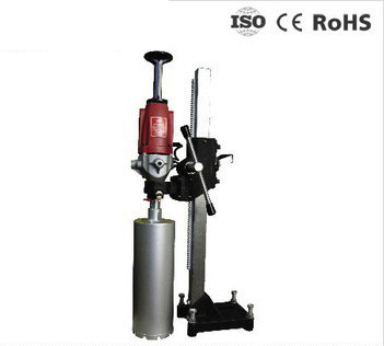 Diamond Core Drill Machine OB-132 132mm Concrete Drill for RC,Brick and Stone,Rock,china and Fireproof Materials concrete with non–bio degradable waste and supplementary materials