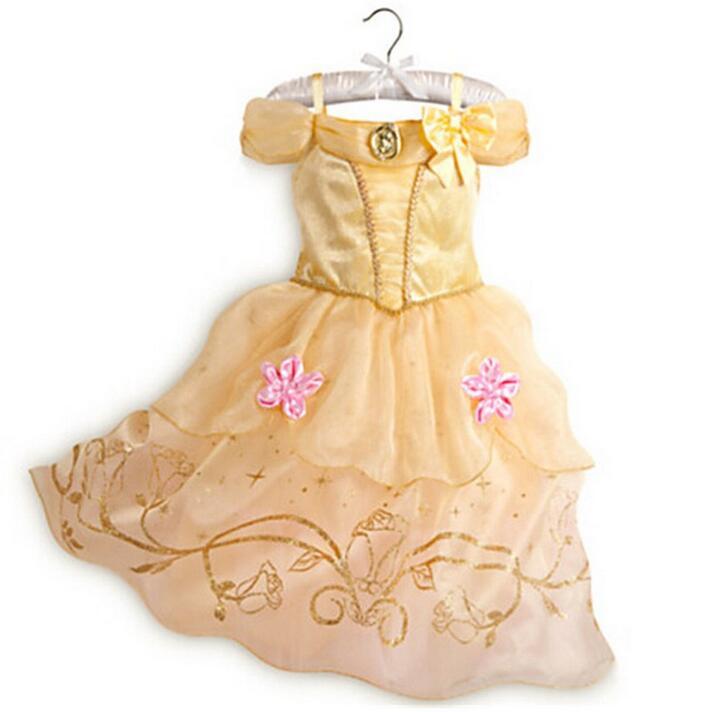 CNJiaYun-Christmas-Cinderella-Girls-Dress-Snow-White-Princess-Dresses-For-Girls-Rapunzel-Aurora-Children-Cosplay-Kids-Clothing-4