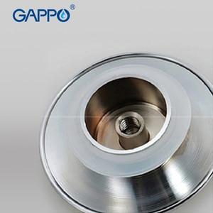Image 5 - GAPPO filtre de vidange pour salle de bain, carré, anti odeur, douche pour sol, salle de bain douche bouchon couvercle