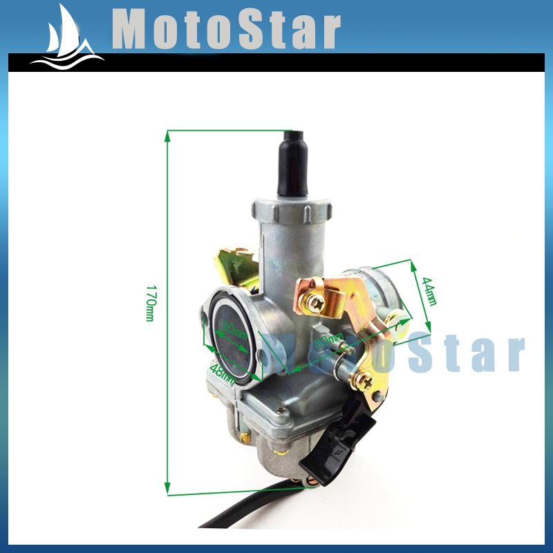 Atv,rv,boat & Other Vehicle Back To Search Resultsautomobiles & Motorcycles United 26mm Carburetor 125cc 200cc Atv Quad Dirt Bike Motorcycle Parts