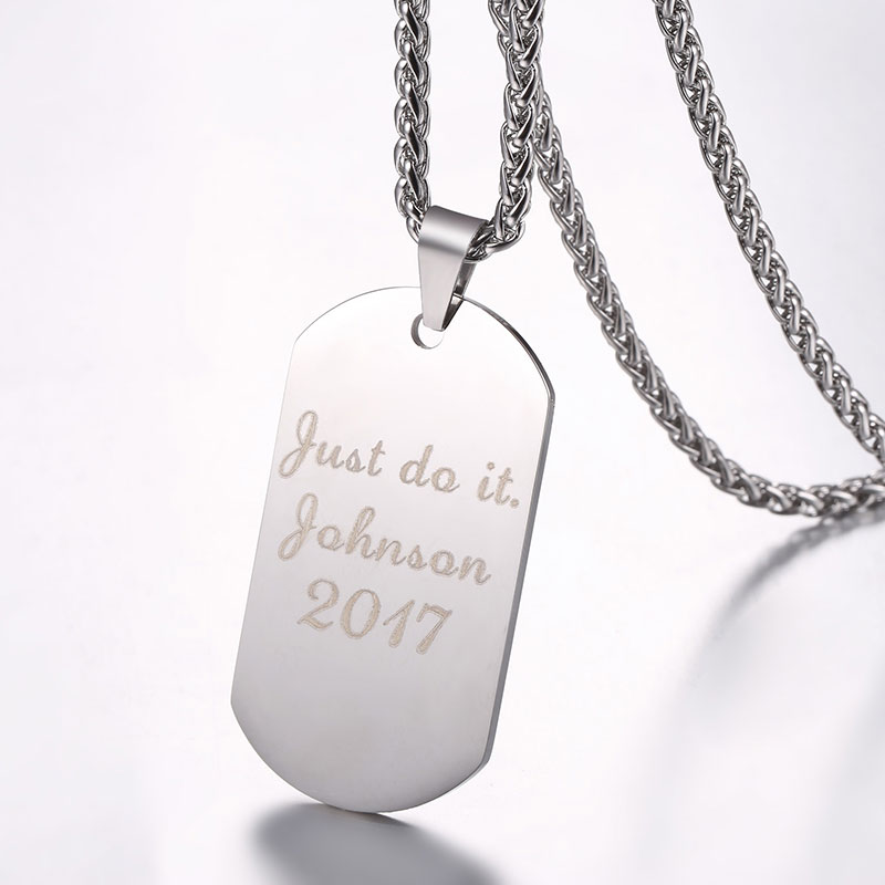 Fashionable men's pendant