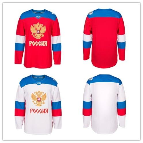 Finland Suomi Team Czech Republic Team Russian Hockey Jersey