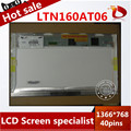 "High quality 16""LCD MATRIX LTN160AT06 LTN160AT06-A01 LTN160AT06-W01 LTN160AT06-B01 LTN160AT06-H01 LTN160AT06-T01 with free tool"