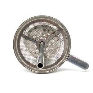 Image 2 - Narguilé Shisha charbon de bois porte écran avec poignée narguilé tabac bol accessoires Gadget LM 712