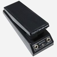 WAH WAH PEDAL DAPHON Music DF2210 ELECTRIC GUITAR PEDAL SWITCH PEDAL electric guitar effect pedal