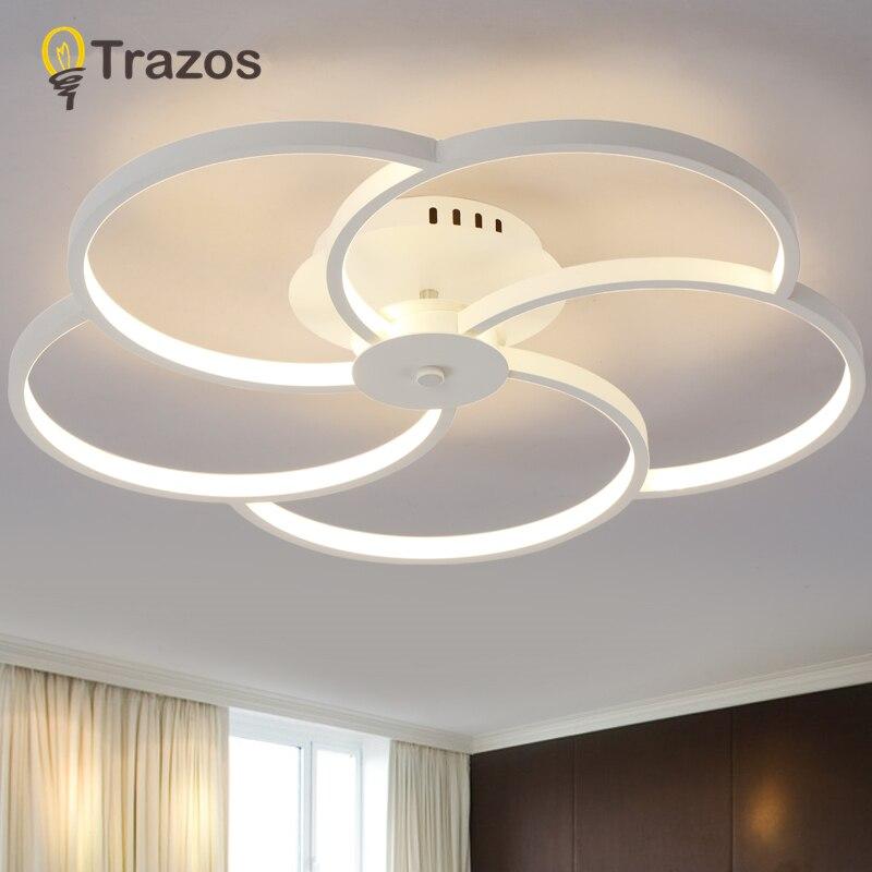 Modern Acrylic LED Ceiling lights Living Room Bedroom Restaurant Lampara de techo ceiling lamps Home Lighting Fixture