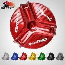 For Honda CBR CBR1100XXV/XXW/XXX/XXY XX-1/XX-2/XX-3 CBR1100XX BLACKBIRD M20*2.5 Aluminum Motorcycle Oil Cap Fuel Tank Oil Cover