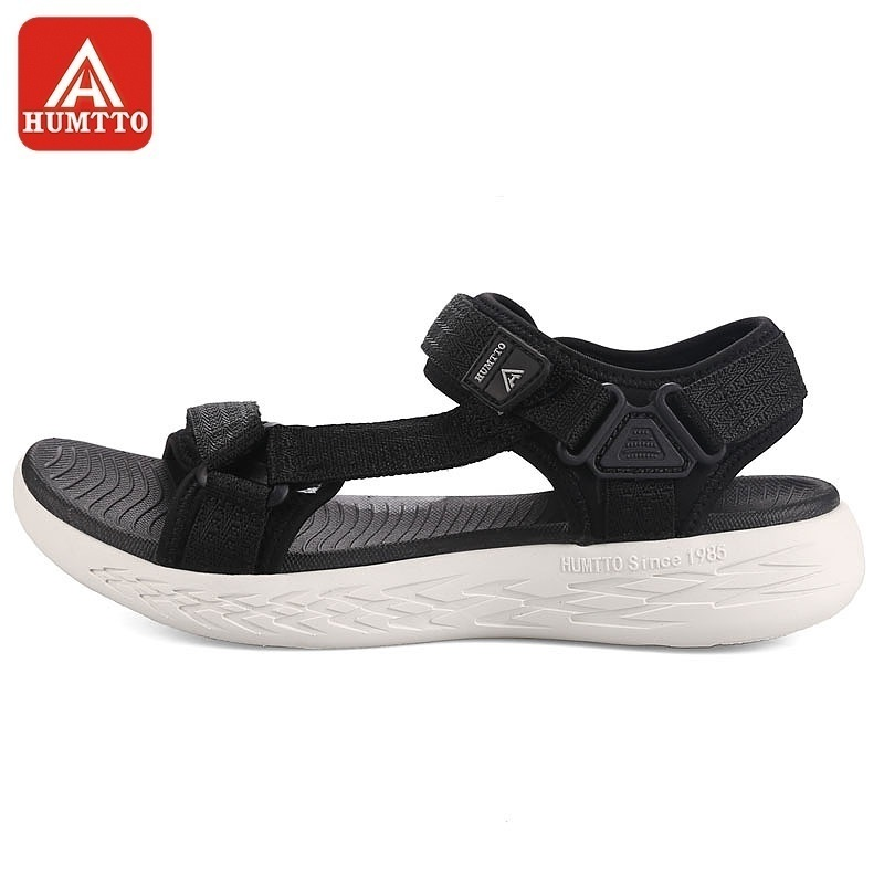 HUMTTO Men s Sandals Summer Holiday Travel Breathable Outdoor Thick soled Quick Drying Light Weight Beach