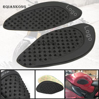 Motorcycle Gas Oil Fuel Tank Traction Pad Protector Knee Side Decal Sticker For Suzuki Hayabusa GSXR1300 2008 2016 GSXR 1300