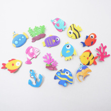 1 PC Cartoon Badges for Backpack Clothes Plastic Badge Kawaii Pin brooch Icons