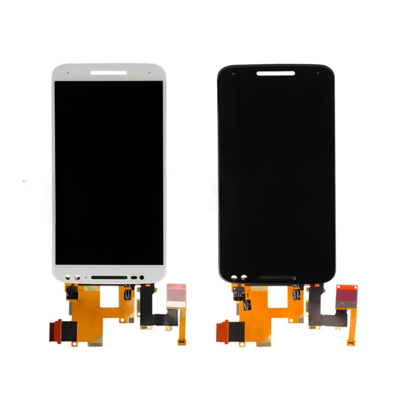 For MOTO X3 Style X3s XT1570 XT1572 XT1575 LCD Screen Display Touch Screen Digitizer Assembly for Moto X Pure Edition XT1575 lcd
