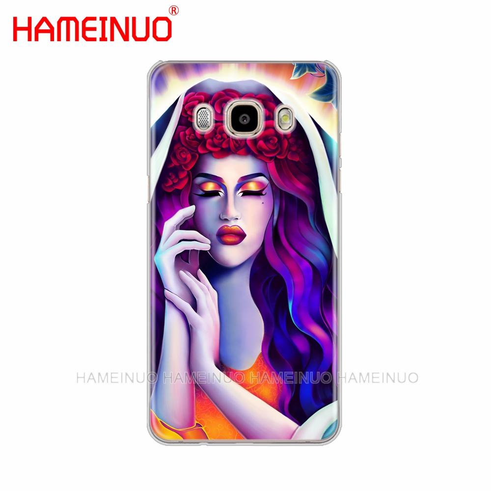 HAMEINUO RuPauls Drag Race cover phone case for Samsung Galaxy J1 J2 J3 J5 J7 MINI ACE 2016 2015 prime