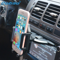 Cobao Car Mobile Holder Cd Slot Car Holder Smartphone Magnetic 360 Adjustable Cell Phone Holder For