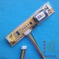 Universal 2 Lamp CCFL Backlight Inverter Board Input Voltage 10 28V For 15 22 Inch Monitors
