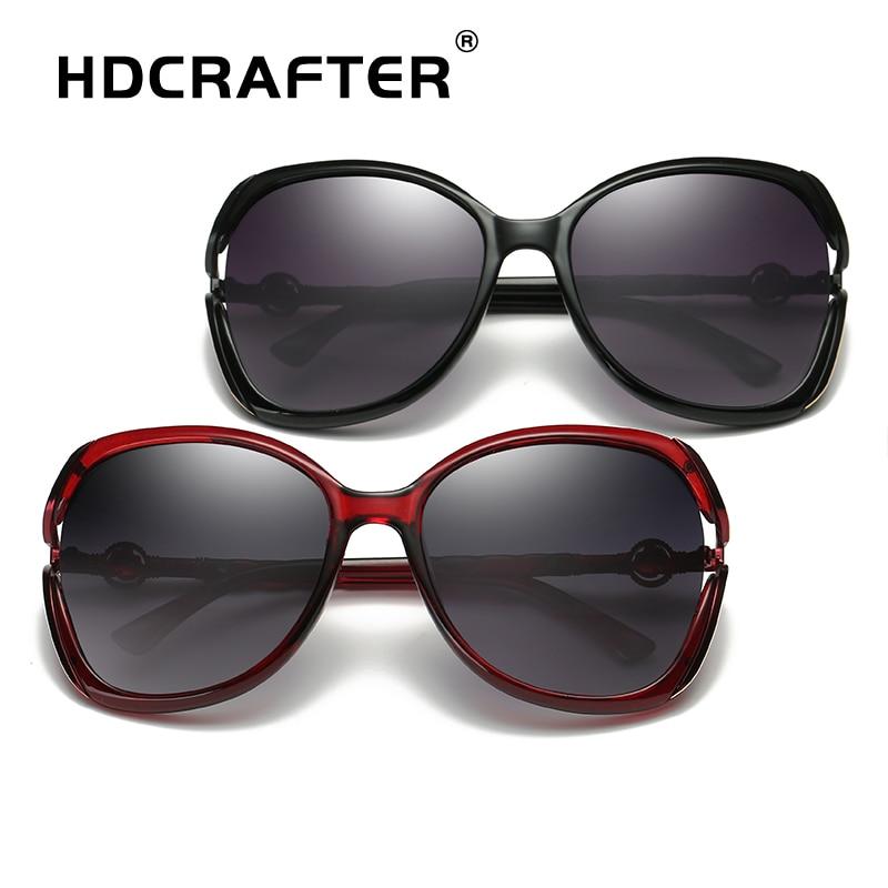 ladies sunglasses women polarized oversized sun glasses for female vintage big frame brand eyewear woman lentes de sol mujer