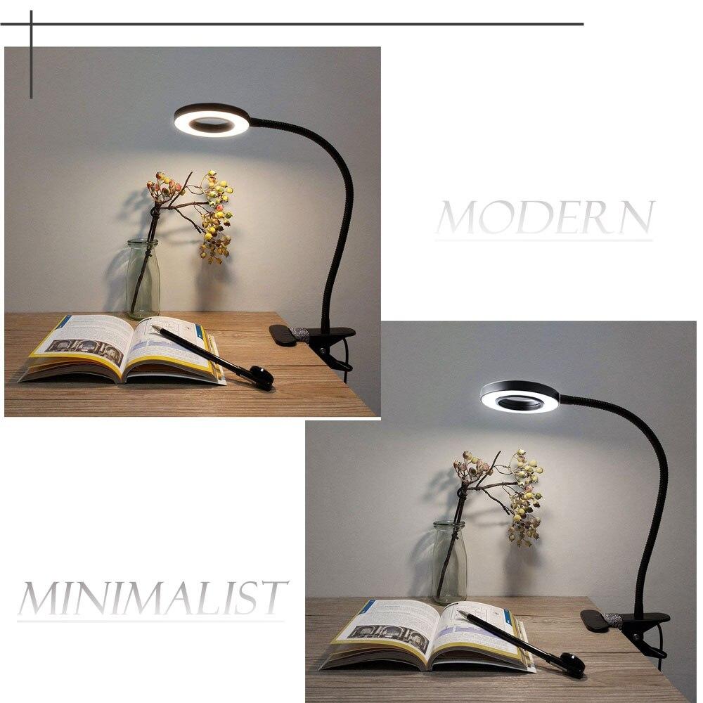 Beste Koop LED Bureaulamp Met Klem Dimbare Leeslamp Eye Care