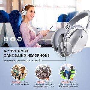 Image 2 - [Versión actualizada] auriculares Bluetooth Mpow H5 originales con cancelación activa de ruido auriculares inalámbricos con micrófono para PC iPhone Xiaomi